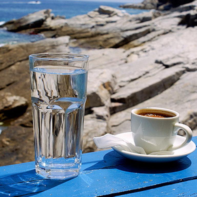 сне свое кофе и вода картинка парня закрытом